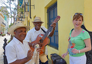Backroads Cuba people-to-people educational exchange trips